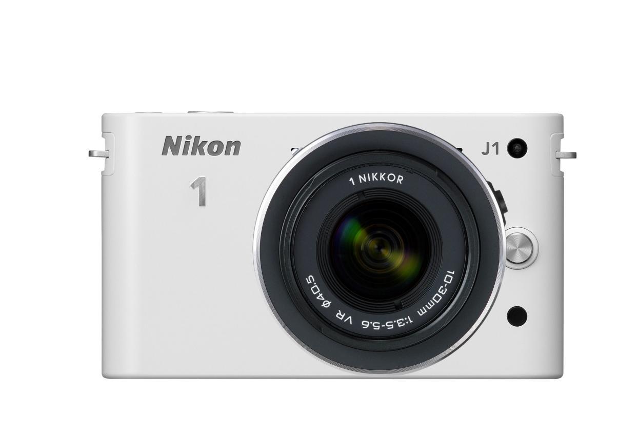 Nikon One J1 et Nikon One V1, les nouveaux hybrides CX