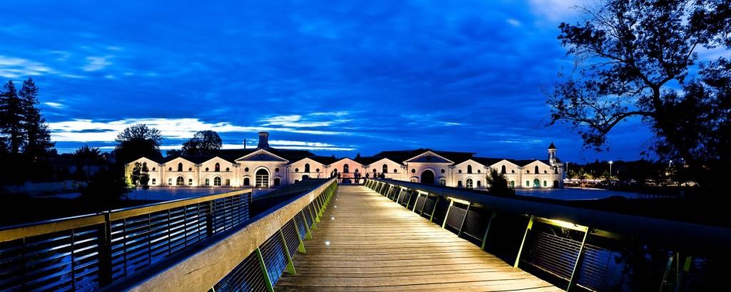 photo panoramique nocturne par Didier Ardouin