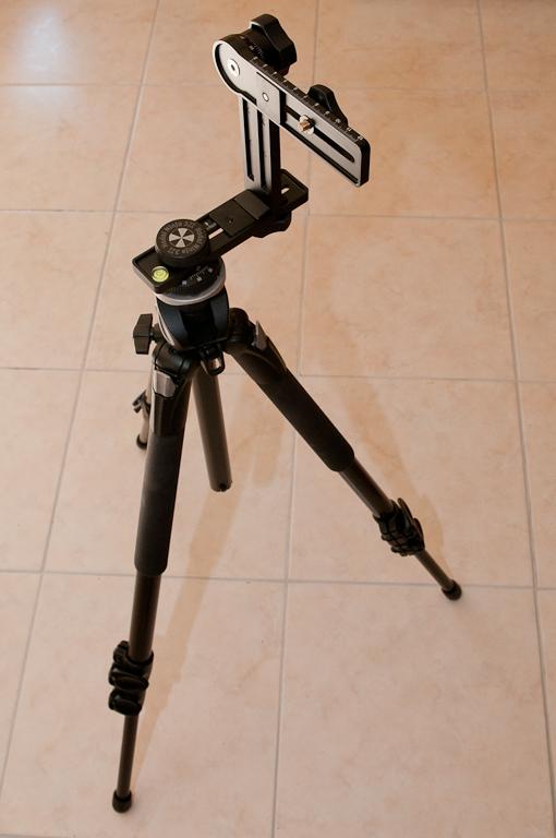 tête Nodal Ninja 3 pour la photo panoramique