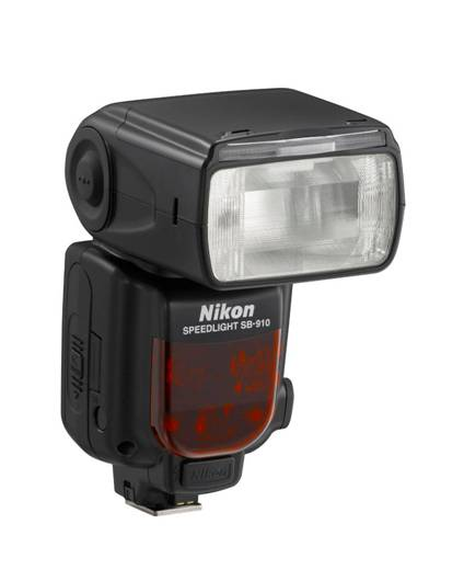 Nouveau flash Nikon SB-910