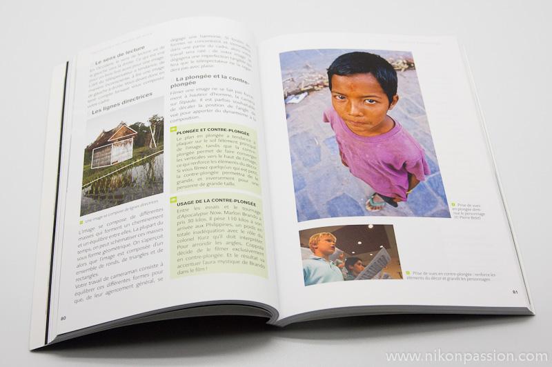extrait du livre Vidéo, devenez filmeur, le guide chez MA Editions