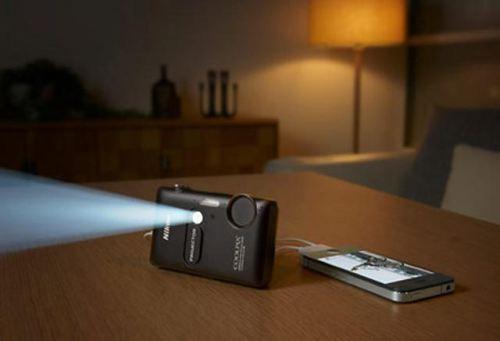 Application iPhone pour le coolpix Nikon S1200PJ