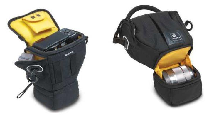 MarvelX-40 DL de Kata, un sac pour le transport des appareils hybrides