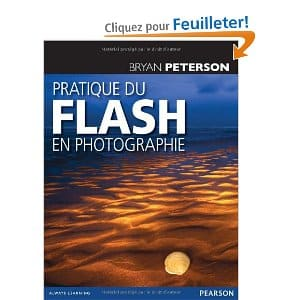 La Pratique du Flash en Photographie - couverture du livre de Bryan Peterson