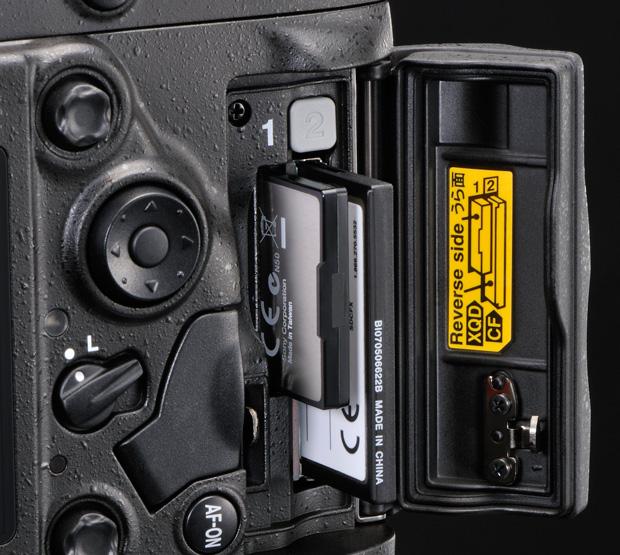 Nouveau Nikon D4 : 16Mp, 204800 ISO, vidéo Full HD, 5800 euros