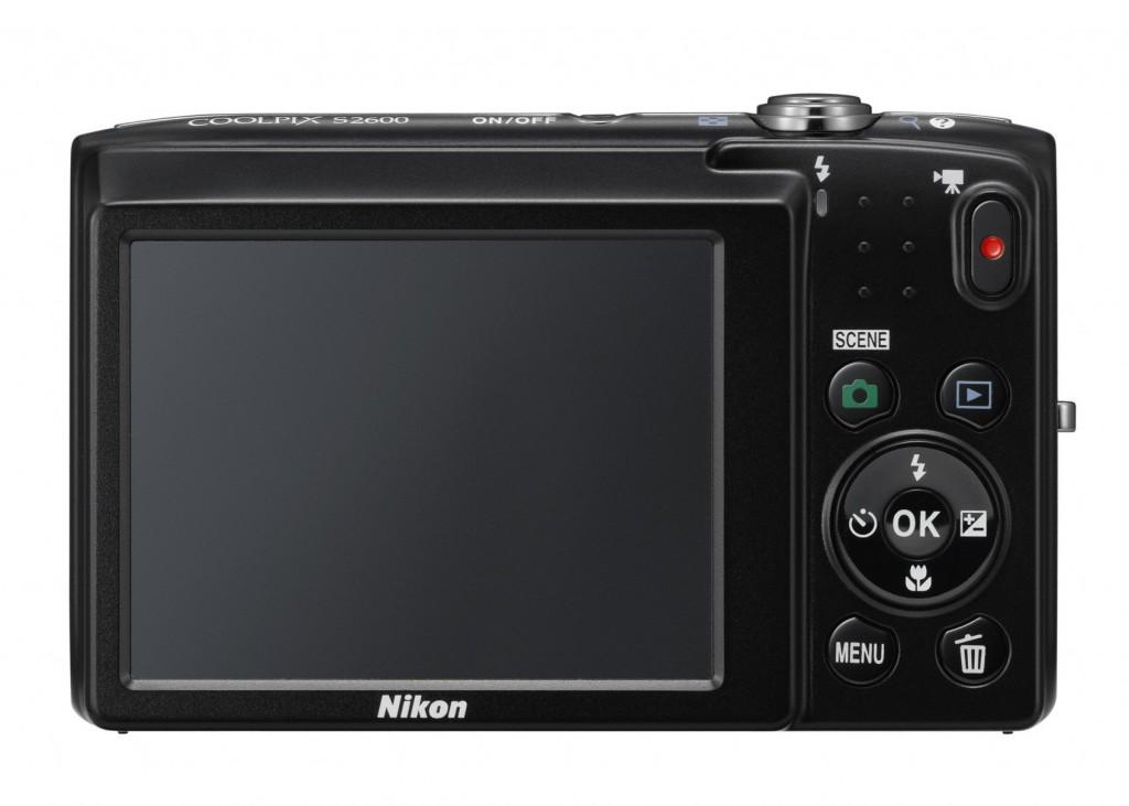 Nouveau Nikon Coolpix S2600 : un concentré de style et technologie pour 99 euros