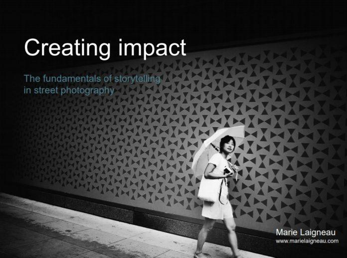Marie Laigneau ebook sur la street photography