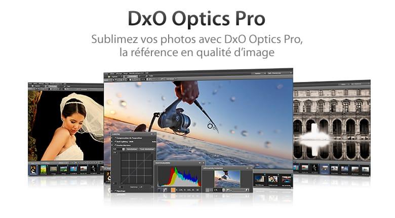 DxO Optics Pro v7.2.1 supporte les Nikon 1 V1 et J1, le Canon G1X, le Sony NEX-7 et l'Olympus EP-2