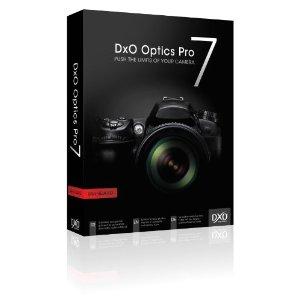DxO Optics Pro mise à jour