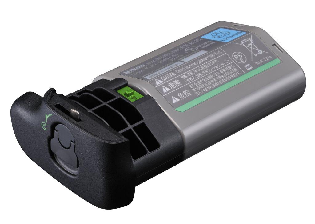 Batterie Nikon EN-EL18 pour Nikon D800 et Nikon D4