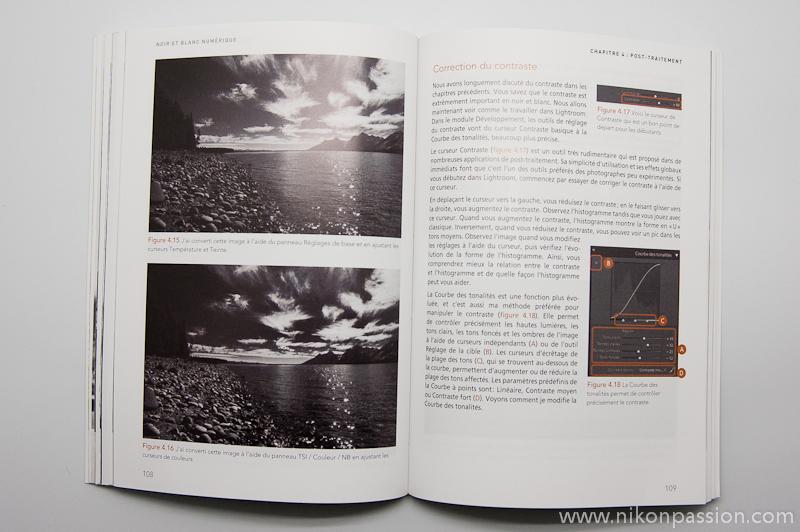 Noir et Blanc numérique - le guide pratique Photo par John Batdorff chez Eyrolles