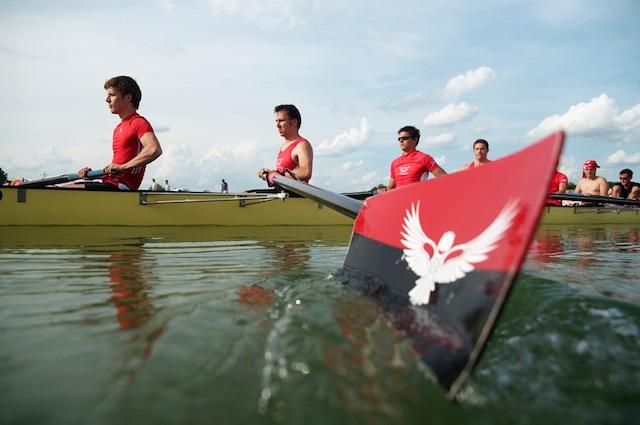 Une autre vision de l'aviron - photo d'aviron par Clovis Gauzy