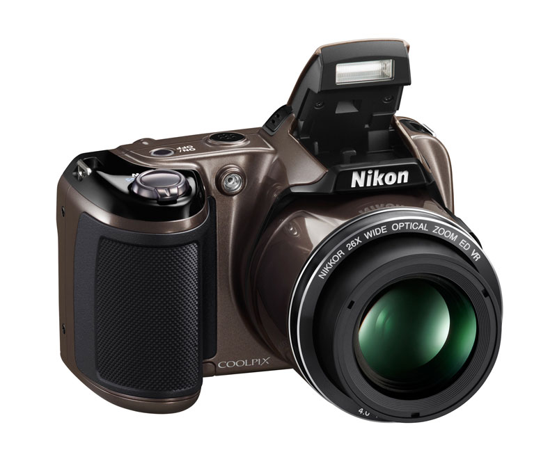 Nikon Coolpix  L810 vu de face