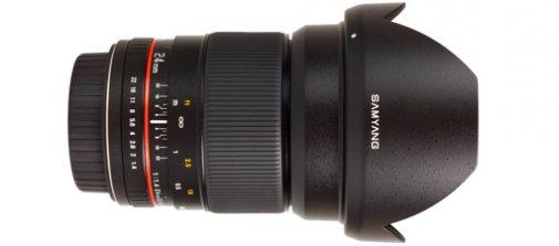 Samyang 24 mm f/1,4 ED AS IF UMC