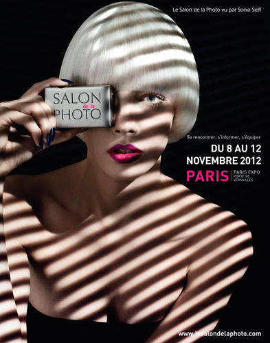 Invitations gratuites Salon de la Photo 2012