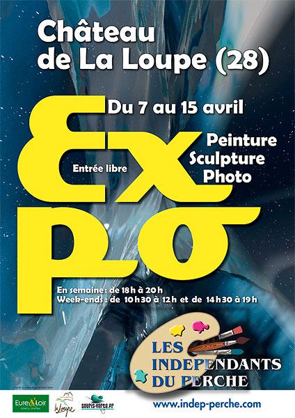 Les indépendants du Perche, exposition photo du 7 au 15 avril 2012