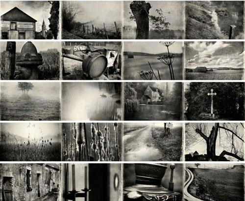 Le Perche, bribes de mémoire, photographies par Patrick Dagonnot