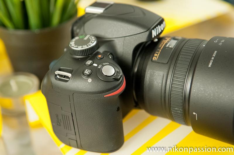 Des photos du Nikon D3200 - première prise en main
