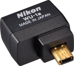 Nouveau Nikon D3200 module wifi WU-1a
