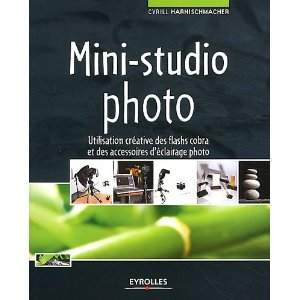 Couverture du livre Mini-studio photo