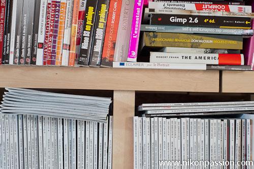 10 meilleures ventes de livres photo 2011 - 2012 - bibliothèque photo