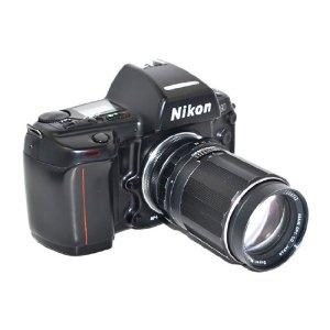 Bagues d'adaptation pour boitier NIKON et objectifs MINOLTA MD, Canon FD, M42