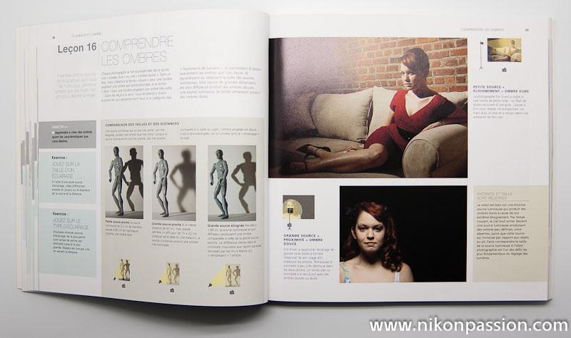 Cours de portrait photographique, Mark Jenkinson aux éditions Pearson