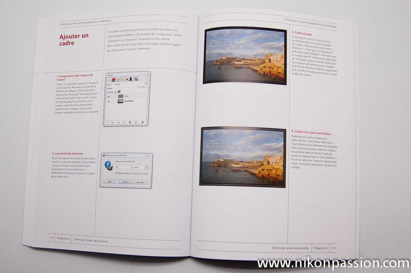 Gimp pour les photographes du numérique, par Antoine Anfroy