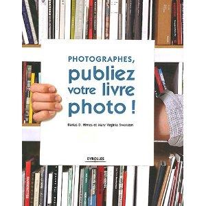 Couverture du livre Photographes publiez votre livre photo