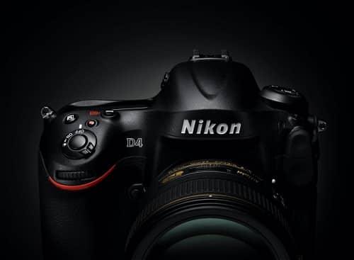 Le Nikon D4 fait son entrée officielle à la BBC