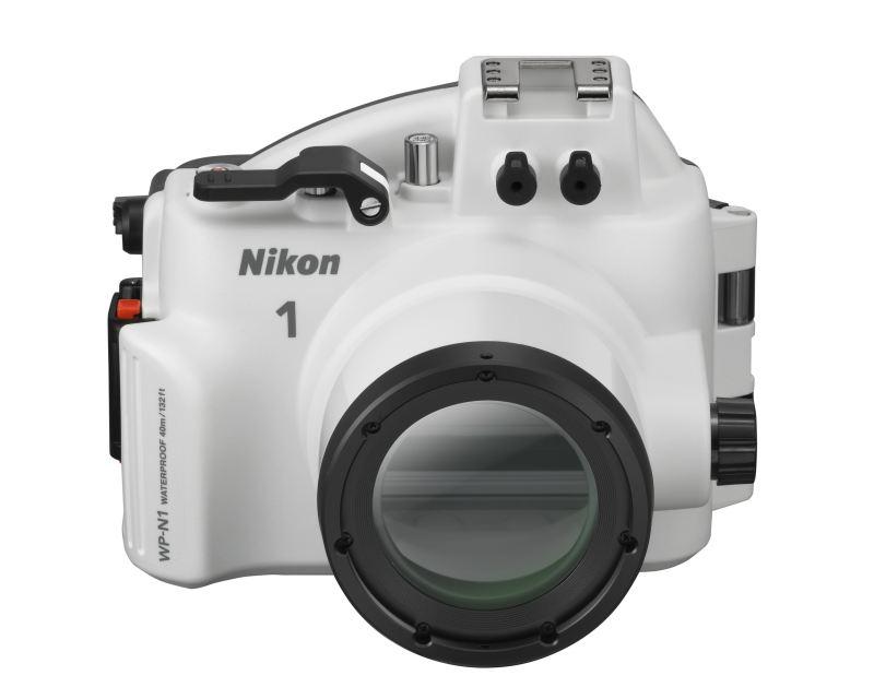Nikon WP-N1 : caisson étanche pour le Nikon 1 J1 et J2