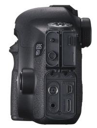 Canon EOS 6D vu de profil