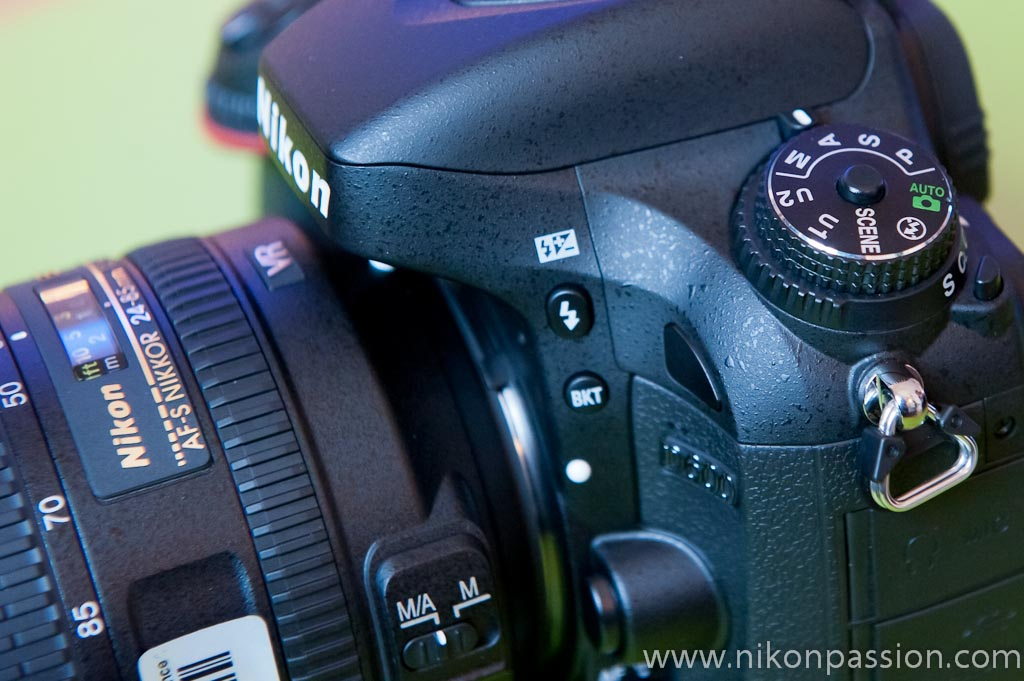 Premier avis sur le Nikon D600 - Test du Nikon D600