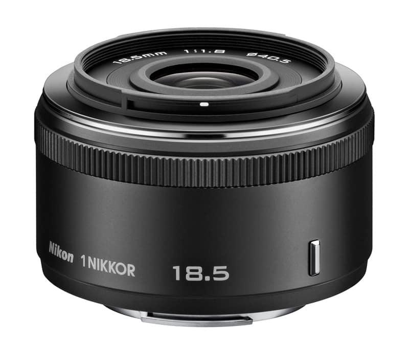 Objectif nikkor f 1 8 pour les nikon 1 j1 j2 et v1 for Objectif a miroir pour nikon