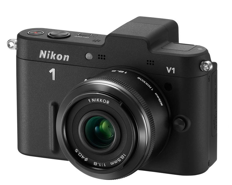 Objectif Nikkor 18.5mm f/1.8 pour les Nikon 1 J1, J2 et V1