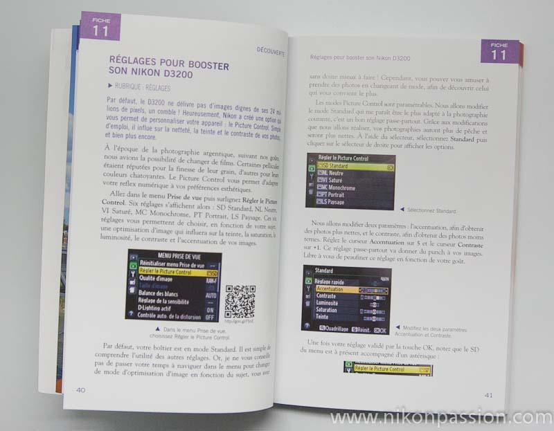 Obtenez le meilleur du Nikon D3200, le guide de Jérôme Geoffroy aux éditions Dunod