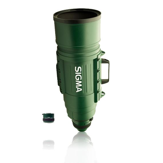 Sigma APO 200-500mm F2.8 EX DG