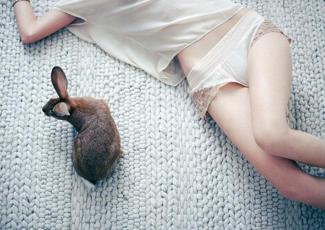 Prix Picto de la jeune photographie de mode 2012 : Olivier Fritze