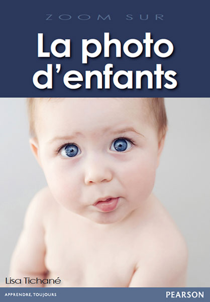 Zoom sur la photo d'enfants par Lisa Tichané