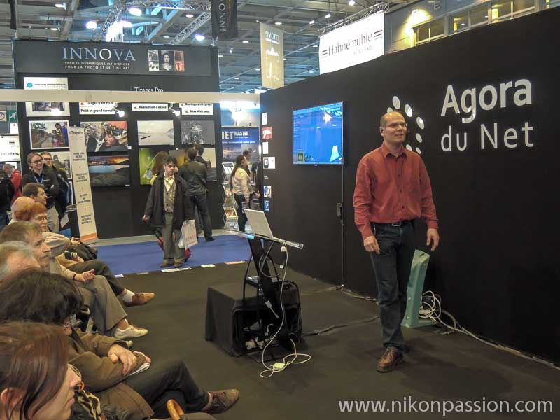Nikon Passion au Salon de la Photo de Paris 2012