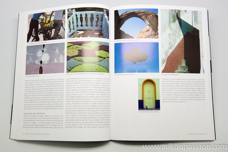 Composition et couleur en photographie par Harald Mante chez Eyrolles