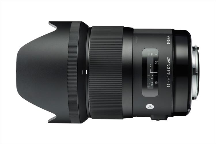 Sigma 35mm f/1.4 DG HSM pour Nikon et Canon - 979 euros