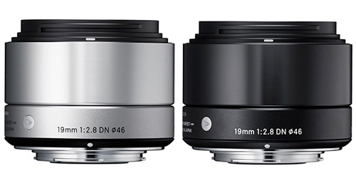 SIGMA 19mm F2,8 DN