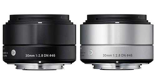 SIGMA 30mm F2,8 DN
