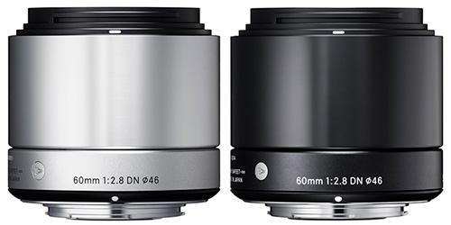 SIGMA 60mm F2,8 DN