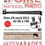 18ème Foire matériel photo ciné image - 28 avril 2013 à Varades (44)