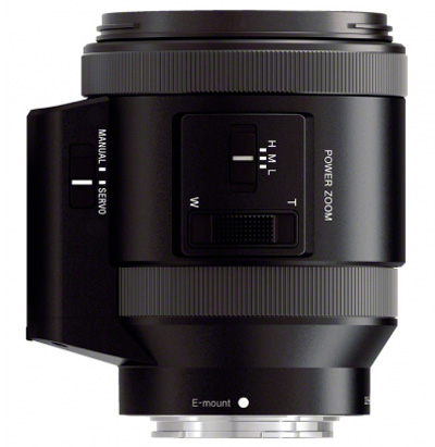 Sony 18-200mm f/3.5-6.3 OSS motorisé