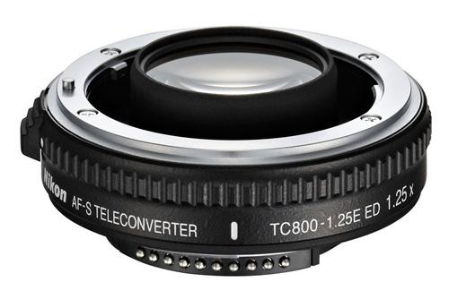 Nikon AF-S NIKKOR 800mm f/5.6E FL ED VR téléconvertisseur AF-S 800
