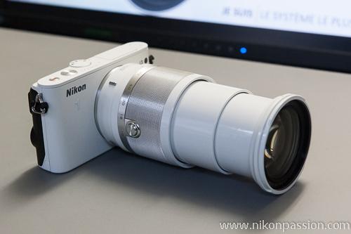 zoom Nikkor VR 10-100mm f/4.0-5.6