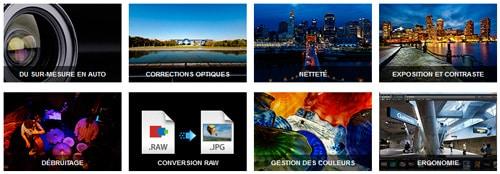 DxO Optics Pro v8.1.3 : Nikon D5200, Leica M9 et autres boîtiers